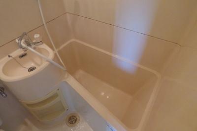 【浴室】コーポ扇