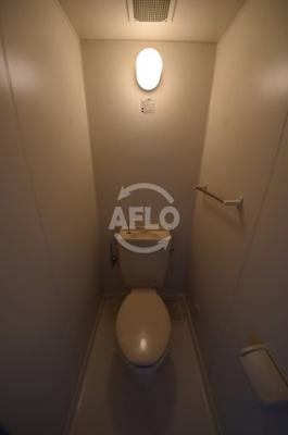 フラッグス肥後橋 トイレ