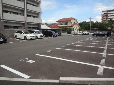 【駐車場】ひかりハイツ石手川・