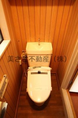 【トイレ】暁町戸建