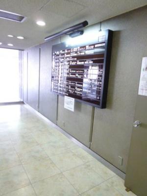 【ロビー】ユニゾーン新大阪