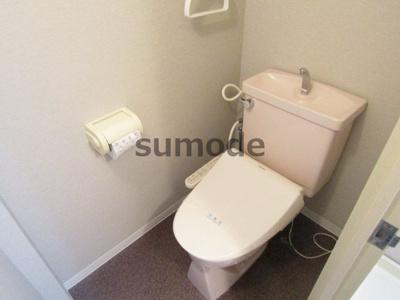 【トイレ】ベルメゾン茨木