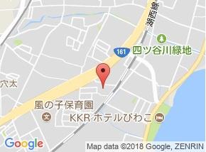 【地図】グレースコートファイン