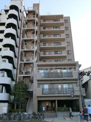 【外観】モナークキャッスル南砂町仙台堀川公園 7階 角 部屋 リ ノベーション