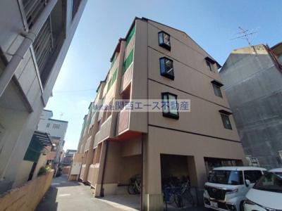 【外観】シャルル四条畷駅前