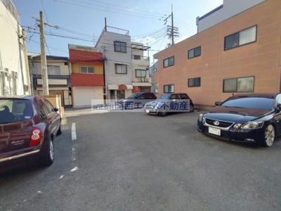 【駐車場】シャルル四条畷駅前