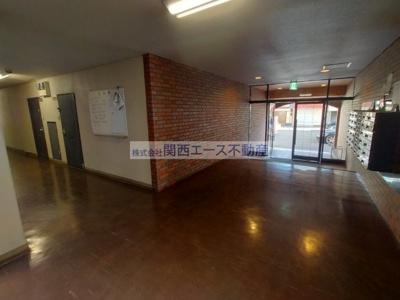 【その他共用部分】シャルル四条畷駅前