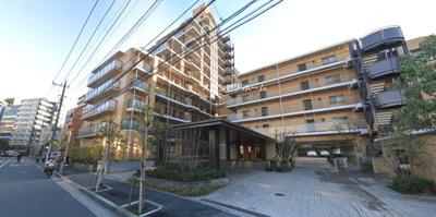 【外観】バームハイツ西葛西 4階 角部屋 66.21㎡ リノベーション済