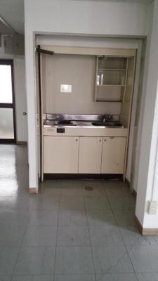 【キッチン】コカワ第一ビル