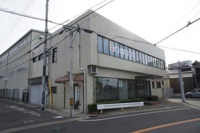 【外観】有瀬倉庫付事務所2