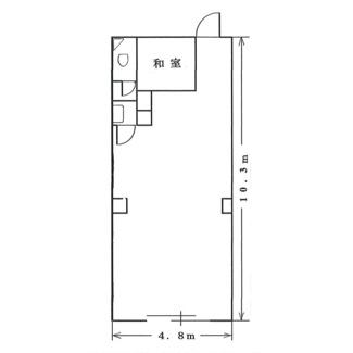【区画図】シャトー枝吉