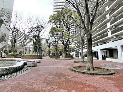 【周辺】ベル・パークシティ画地Ⅱ J棟