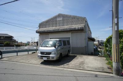 【外観】和坂2丁目倉庫