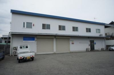 【外観】硯町1丁目倉庫