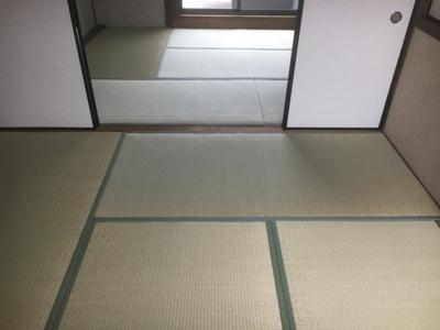 【和室】寺家町貸家B号室(連棟)