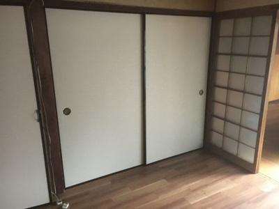 【洋室】寺家町貸家B号室(連棟)