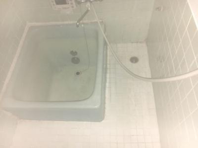 【浴室】寺家町貸家B号室(連棟)