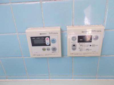 【浴室】山手6丁目8-2貸家