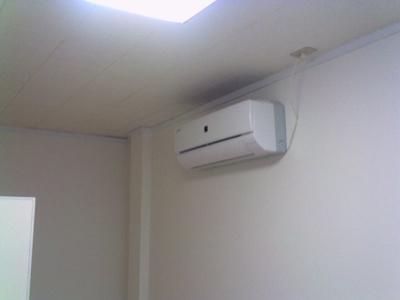 1F洋室エアコン