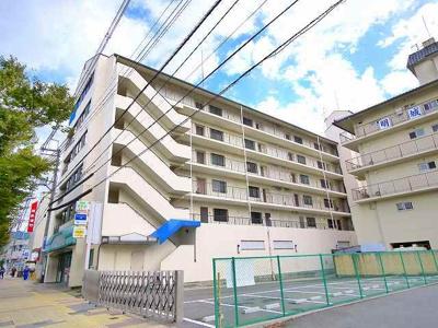 【外観】山本ビル店舗