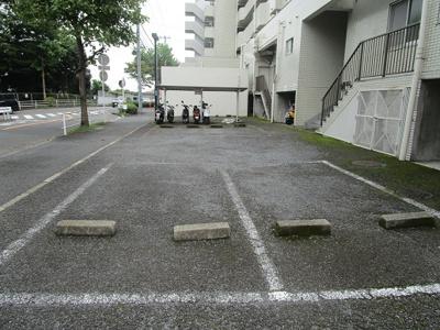 【駐車場】サニークレスト湘南八景Ⅱ