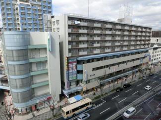 【外観】パルティ川西 8階