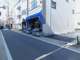 【周辺】中野区若宮3丁目 建築条件なし土地