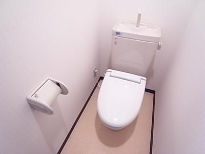 【トイレ】ルーエン大町