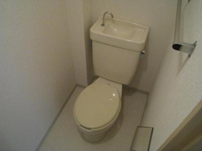 【トイレ】中西ハイム