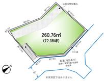 坂本町売地の画像