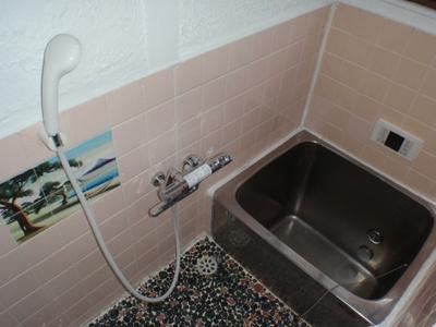 【浴室】塩屋町9丁目貸家