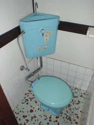 【トイレ】塩屋町9丁目貸家