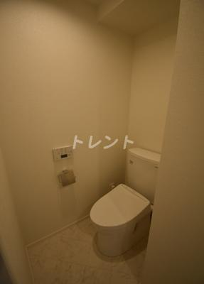 【トイレ】クレアツィオーネ浜松町