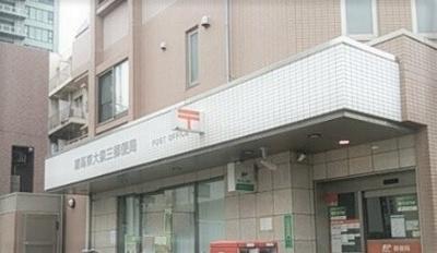 練馬東大泉三郵便局まで527m