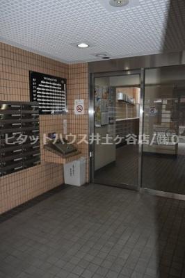 【エントランス】ライオンズマンション吉野町第12