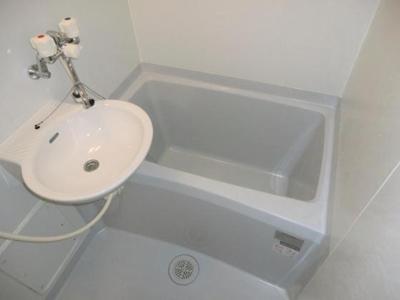 【浴室】三葉