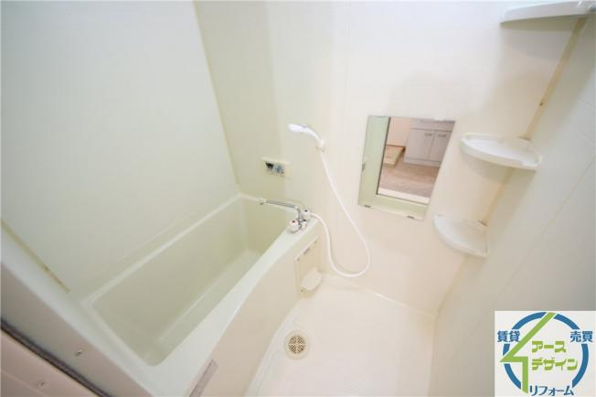 【浴室】ソレイユS.T.Ⅰ