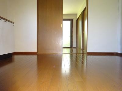 【居間・リビング】羽根木アパートメント