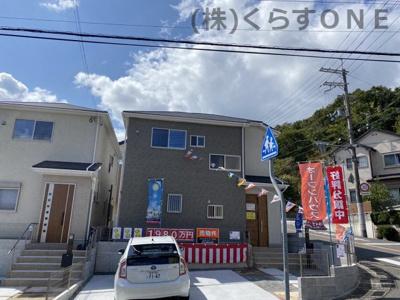 【外観:施工例】姫路市飾磨区中島/3区画