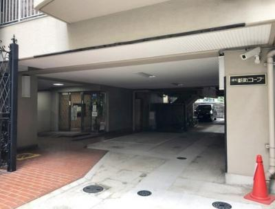 【駐車場】藤和新町コープ