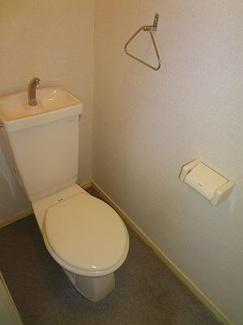 【トイレ】北新川メゾン
