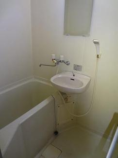 【浴室】北新川メゾン