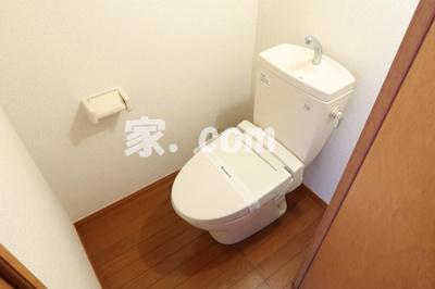 【トイレ】レオパレス光草(36599-201)