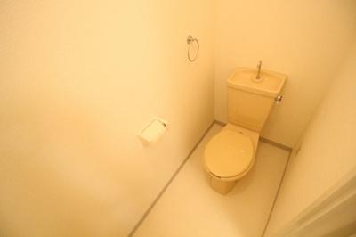 【トイレ】伸和ハイツ