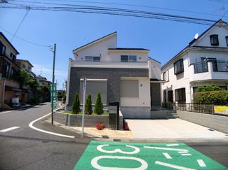 新京成線「高根木戸」駅徒歩12分「北習志野」駅徒歩13分の全1棟の新築一戸建てです。