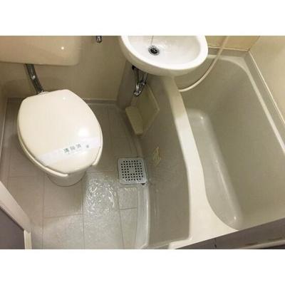 【トイレ】コーポ大仏