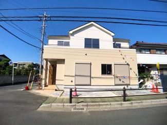 京成本線「鬼越」駅徒歩11分の全2棟の新築一戸建てです。京成本線「鬼越」駅徒歩11分の全2棟の新築一戸建てです。
