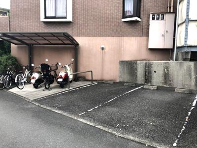 【駐車場】鏡川クレセントパーク