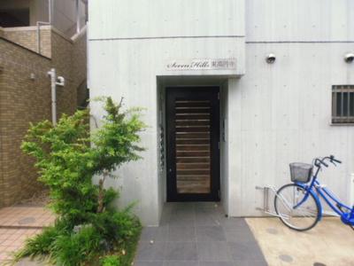 【エントランス】セブンヒルズ東高円寺