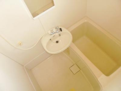【浴室】パレスナカシマ木之庄